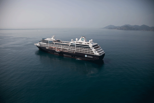 Испания, Франция, Италия на Azamara Pursuit