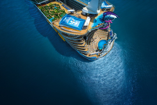 Лайнер Royal Caribbean